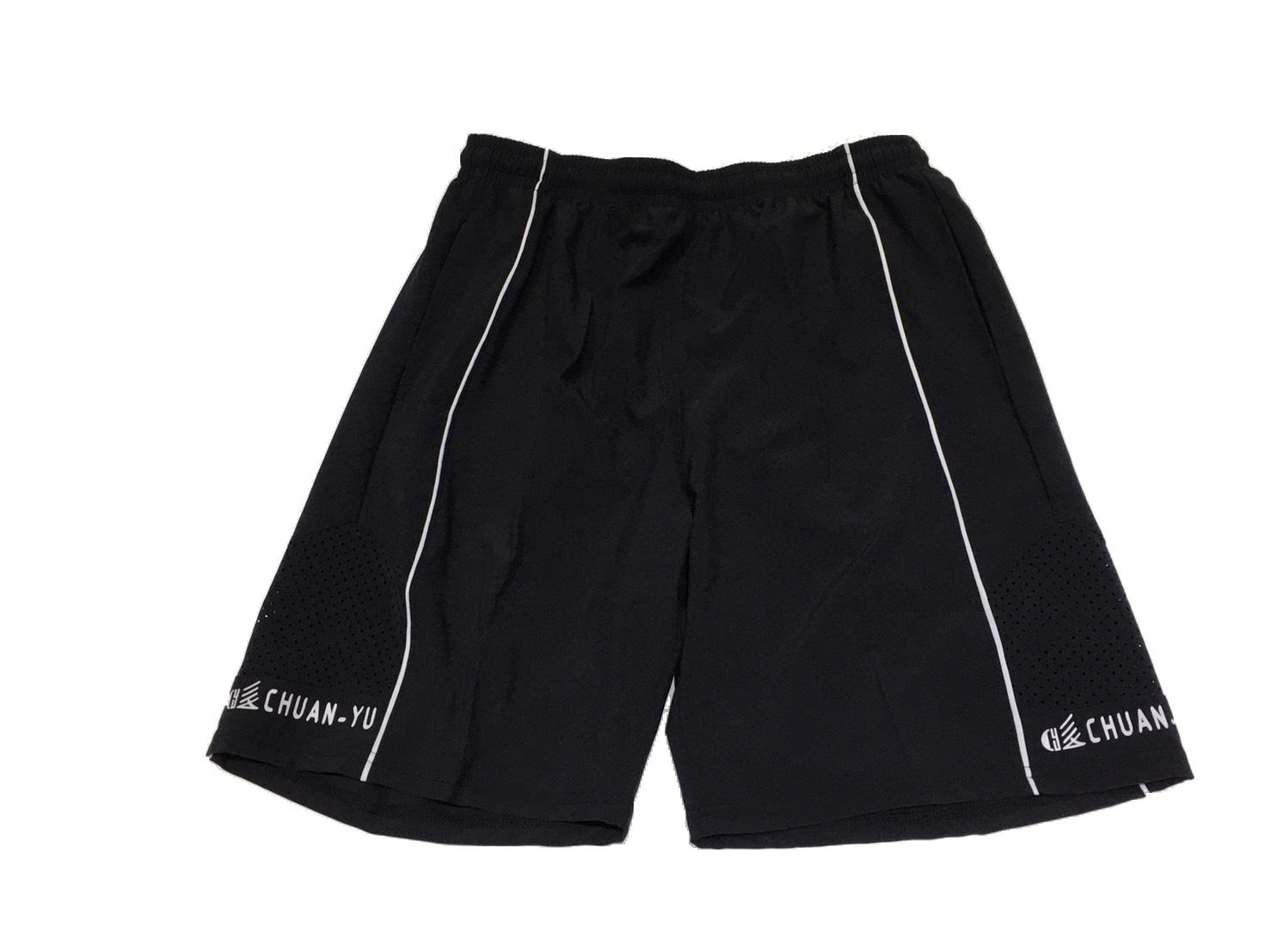 傳羽短褲(黑色)