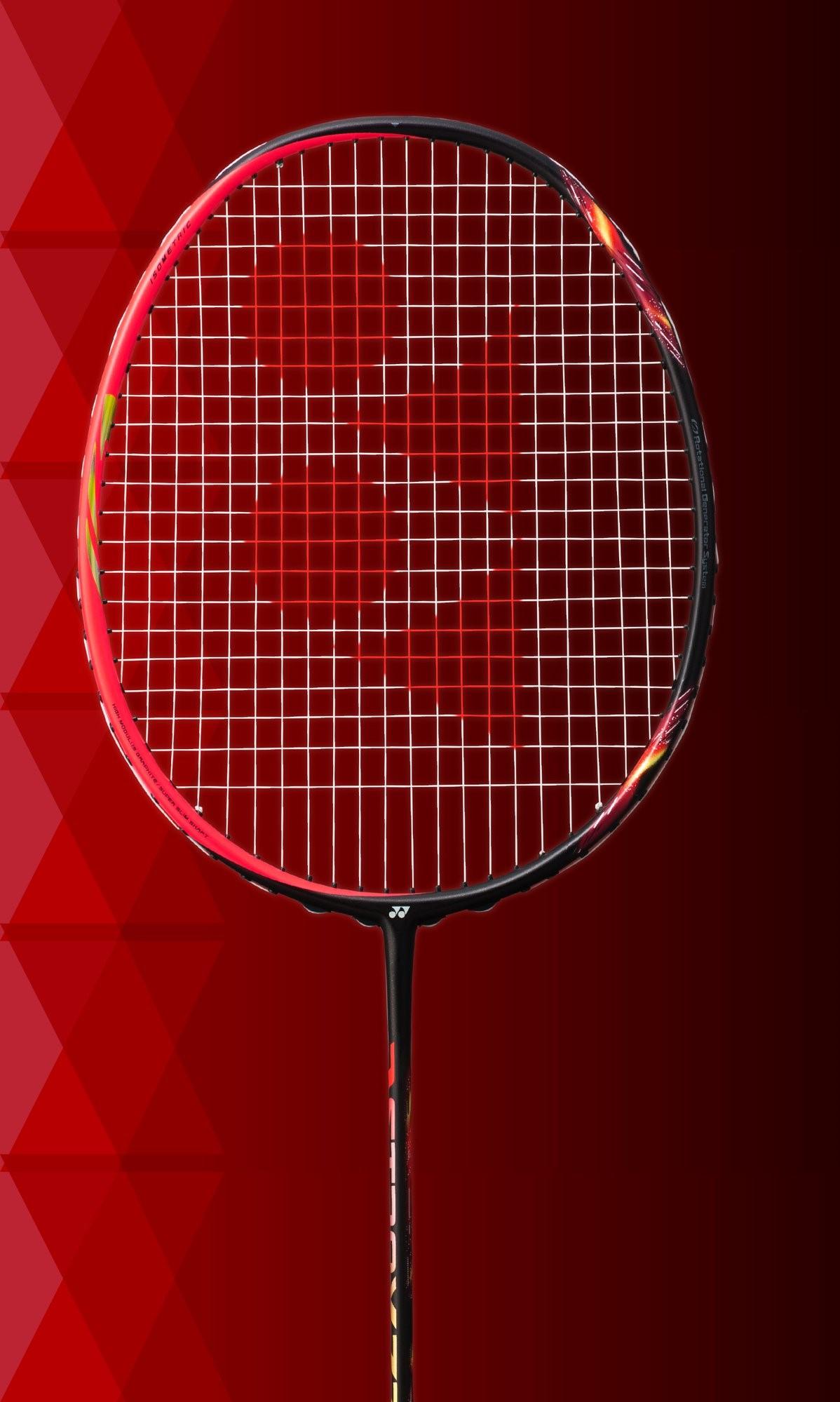 Yonex AX 77(黑紅)羽球拍